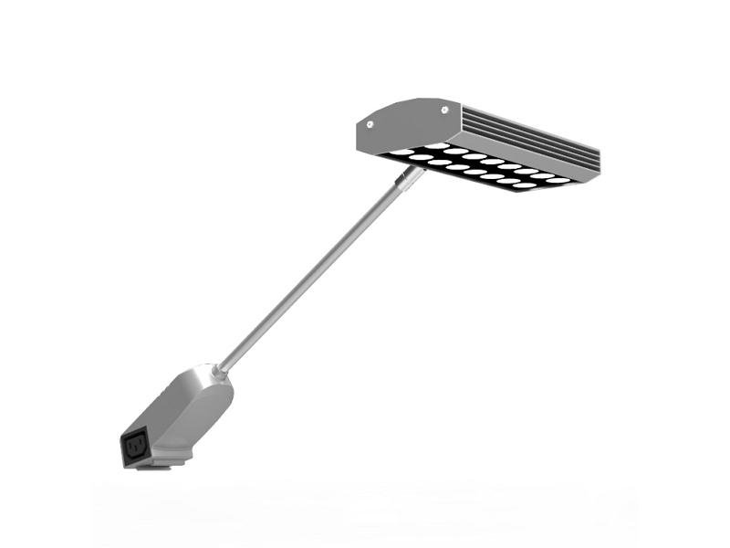 LED Armstrahler zur Produktpräsentation