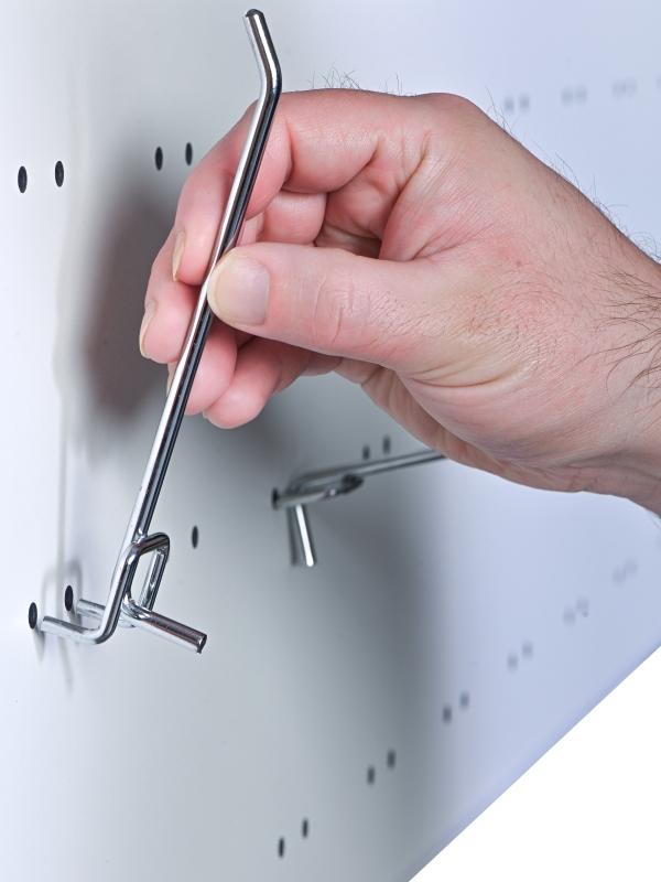 System 50 Displayhalter Montage