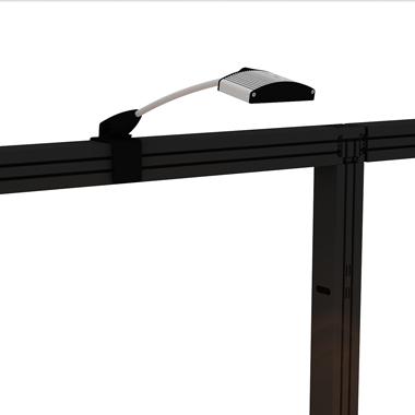 System 50 LED Lampe 18 W Einbau