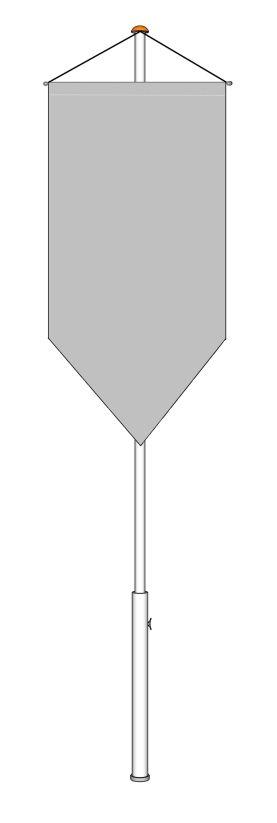 Wimpelfahne